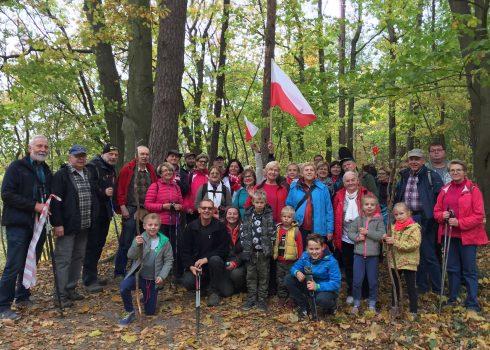 Ramolski Rajdzik Niepodległościowy – 20.10.2018  -> fotorelacja z imprezy :)