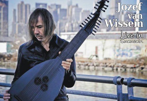 Jozef van Wissem – mistrz lutni na żywo w 13 Muzach!
