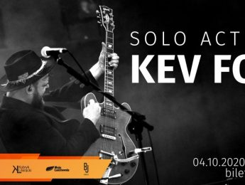 KEV FOX – SOLO ACT